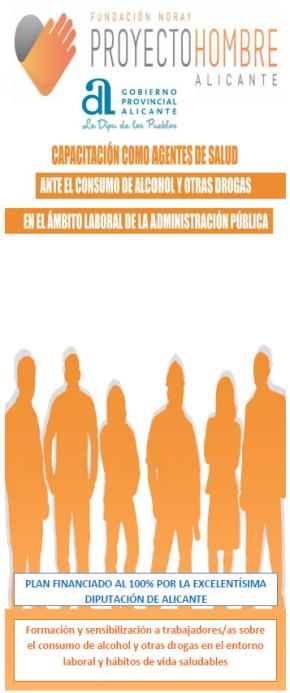 Cartel Prevención laboral